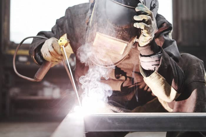 Welding Contractor Focusing on Building and Not Billing