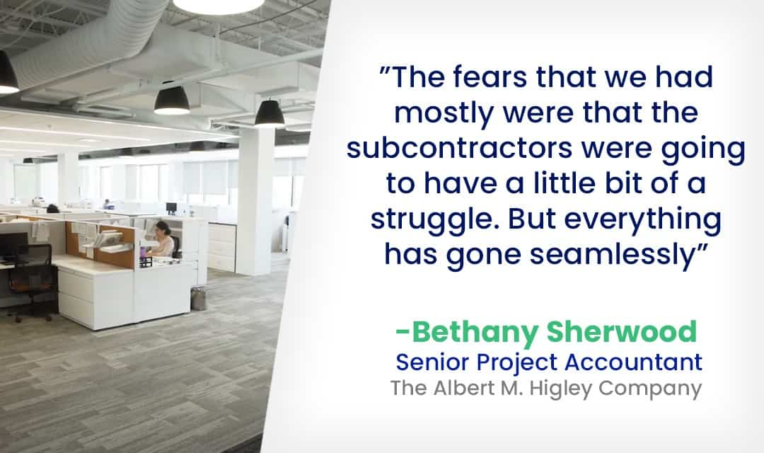 AM Higley Testimonial Quote